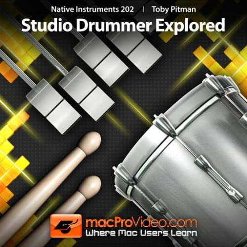 Studio Drummer Course for Native Instruments