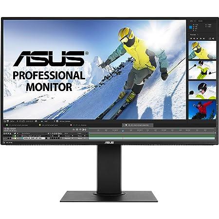 "ASUS PB328Q 32"" WQHD 2560x1440 4ms DisplayPort HDMI DVI Eye Care Monitor,Black"