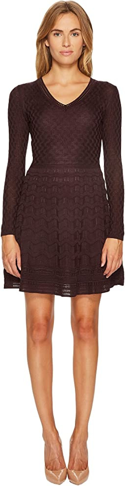 M Missoni - Solid Knit Dress