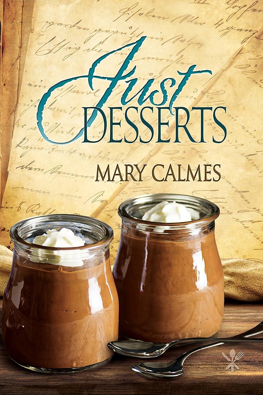 ランチョンかもめステレオJust Desserts (Tales of the Curious Cookbook Book 5) (English Edition)