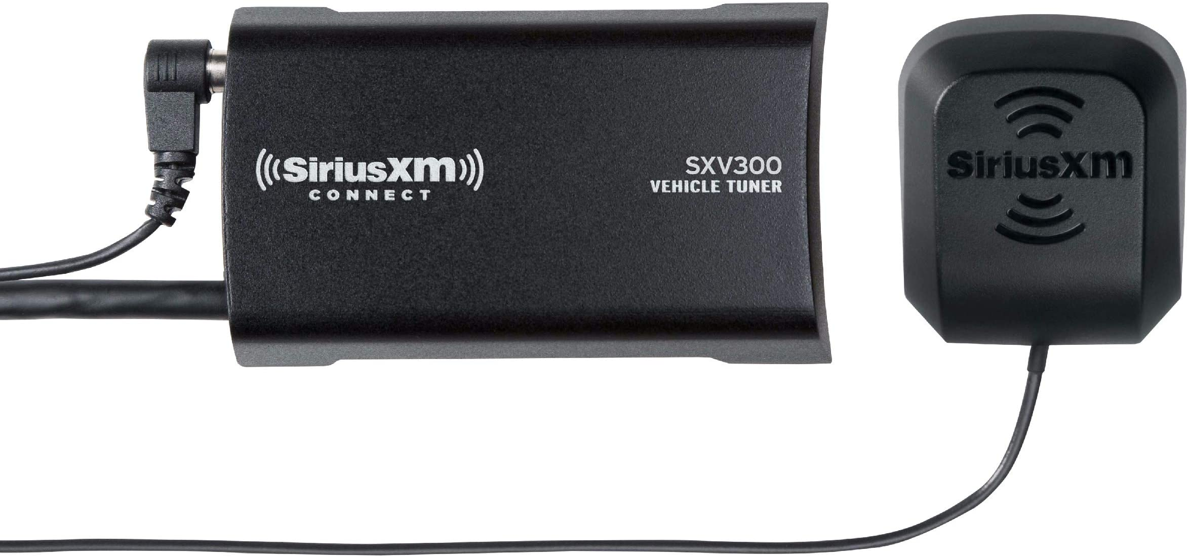 SiriusXM SXV300v1 Connect Vehicle Tuner Kit for Satellite Radio with Free 3 Months Satellite and Streaming Service