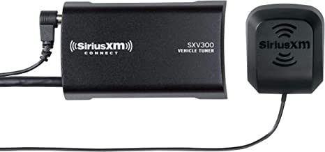 SiriusXM SXV300v1 Connect Vehicle Tuner Kit for Satellite Radio with Free 3 Months..
