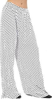Momo&Ayat Fashions Ladies Polka Dot Wide Leg Baggy Palazzo AUS Size 8-26