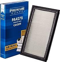 PG Air Filter PA4278| Fits 1980-2020 various models of Infiniti, Isuzu, Nissan, Saab, Subaru, Suzuki
