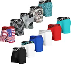 Kit 10 Cuecas Boxer Droop! - Masculina Top