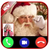 - Simulate screen fake call Call Santa Claus on Android phone. - Switch front/ back camera - Simulate fake incoming call and fake calling app. - Pre-installed videos - Support High-quality video - Schedule a call me with Santa Claus - add video and m...