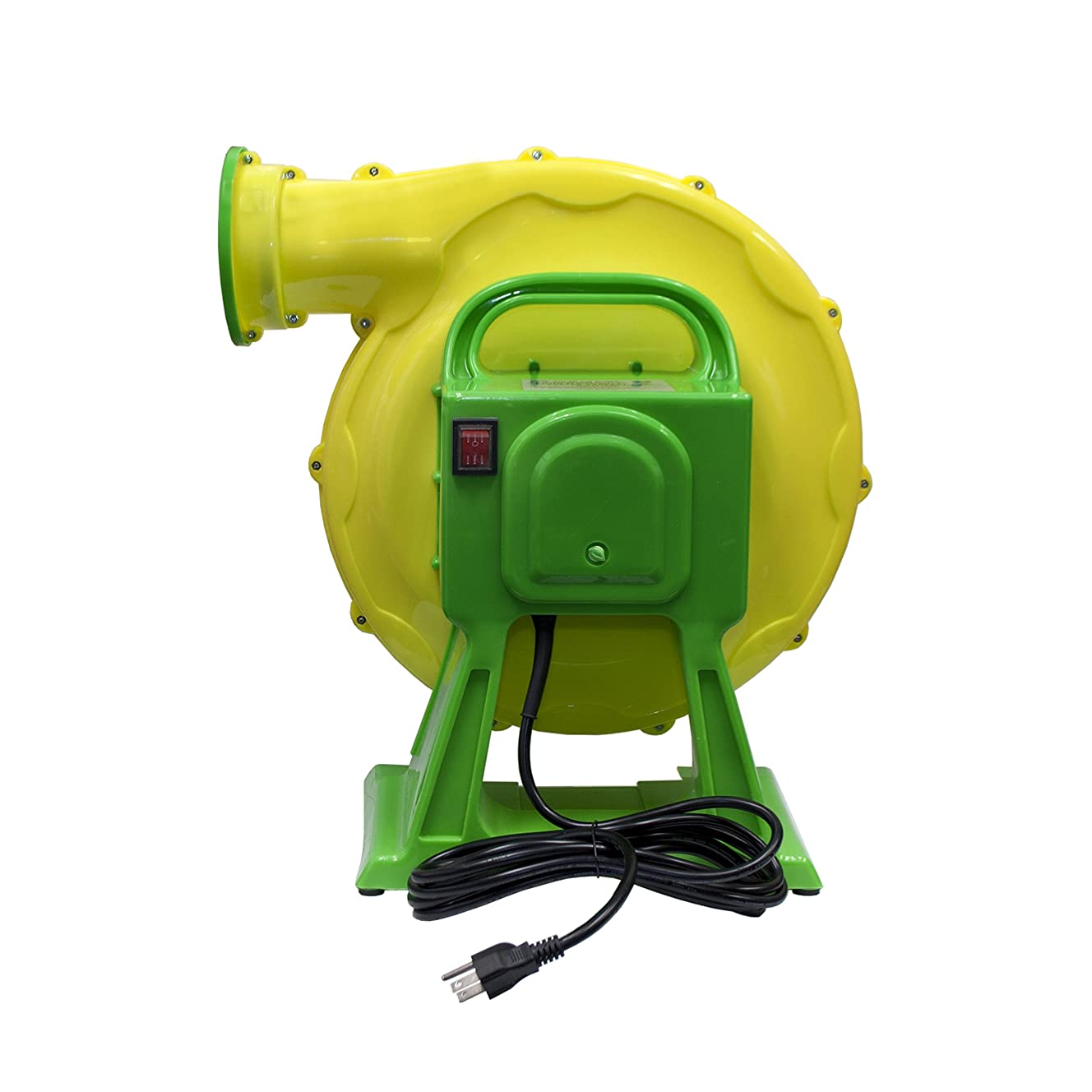 ALEKO BHPUMP1500W Bounce House UL Approved Air Blower Pump Fan for Indoor Outdoor Inflatable Bouncy House 1500 Watts