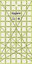 "Omnigrip by Omnigrid Non-Slip Ruler, 6"" x 12"""