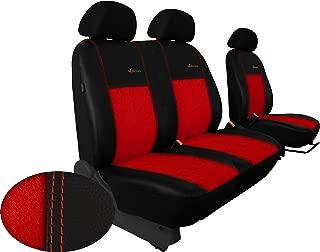 Qualit/ät Sitzbez/üge im Design Trend LINE EJP Ma/ßgefertigter Autositzbezug F/ür Citan W415 ab 2012 . erh/ältlich in 6 Farben