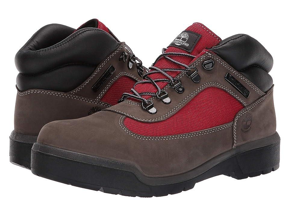 Timberland Field Boot F/L Waterproof (Grey Waterbuck) Men