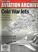 AEROPLANE SPECIAL MAGAZINE, AVIATION ARCHIVE COLD WAR JETS ISSUE,2014#12