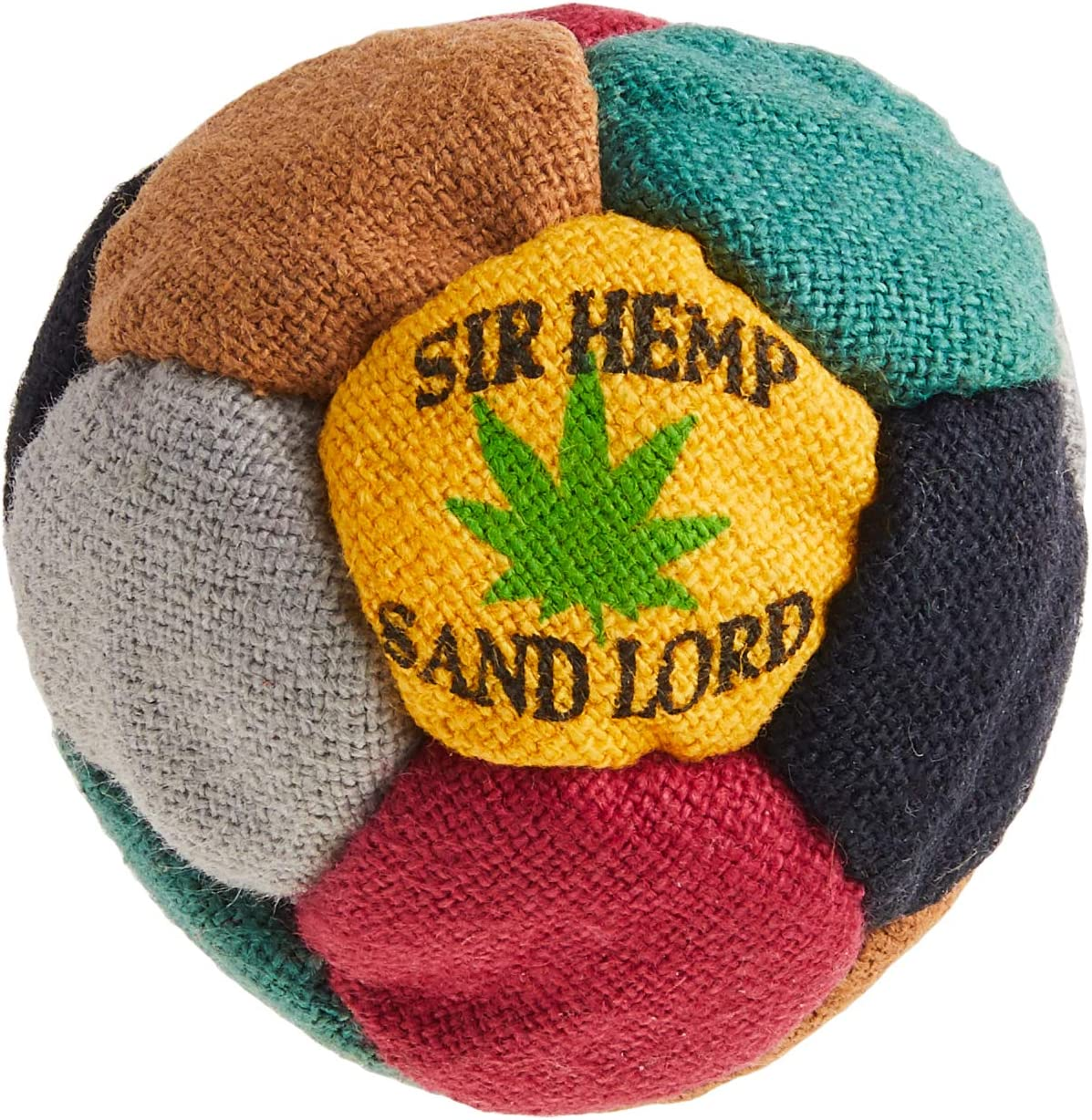 World Footbag Sir Hemp Hacky Max 80% OFF Outlet sale feature Red Green Sack Grey Black
