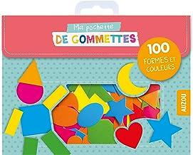 Livres 100 gommettes formes et couleurs (coll. ma pochette de gommettes) PDF