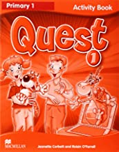 Quest Level 1 New Activity Book