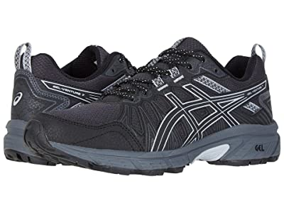 ASICS GEL-Venture(r) 7 (Black/Piedmont Grey) Women