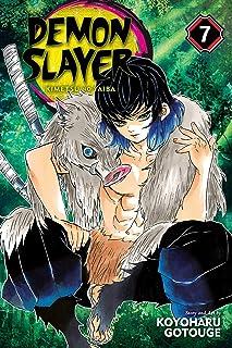 Demon Slayer 7: Kimetsu No Yaiba: Trading Blows At Close Quarters