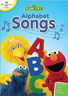 ST: ALPHABET SONGS DVD