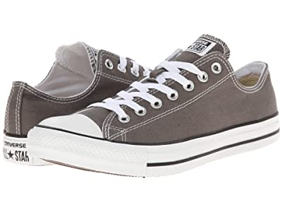 Converse Chuck Taylor(r) All Star(r) Core Ox (Charcoal) Classic Shoes