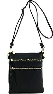 Functional Multi Pocket Crossbody Bag