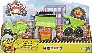 Play-Doh - Camión De Grava (Hasbro E4293EU4)