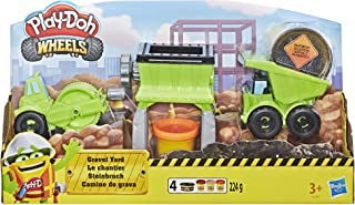 Best Play-Doh Wheels Gravel Yard Construction Toy Review