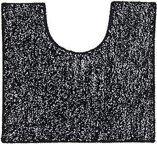Anthracite 50/x 45/x 3/cm Coton Sealskin Tapis de Bain Contour WC