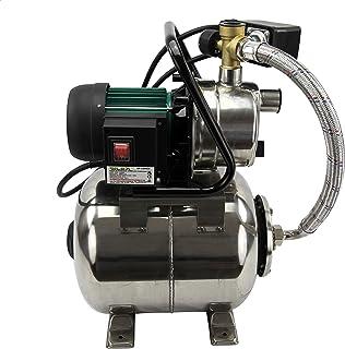 Pompe d'arrosage de surface avec surpresseur 20 Litres Silex® (1200 W, Hauteur de refoulement 50 m, Corps en inox , débit ...