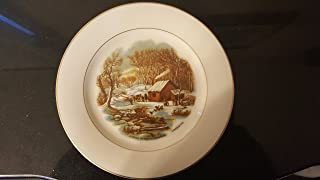 Currier & Ives Collector's Plate