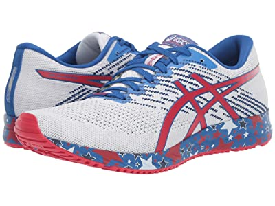 ASICS GEL-DS(r) Trainer 24 (White/Speed Red) Women