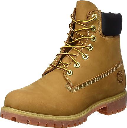 Timberland Men's 6 Inch Premium Waterproof Boot, Yellow (Giallo (Gelb (Jaune))), 14