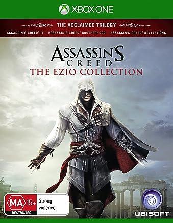 ASSASSIN'S CREED THE EZIO COLLECTION ANZ XBOX ONE