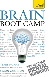 Brain Boot Camp: The ultimate mental workout: Mensa-level logic, verbal and numerical tests