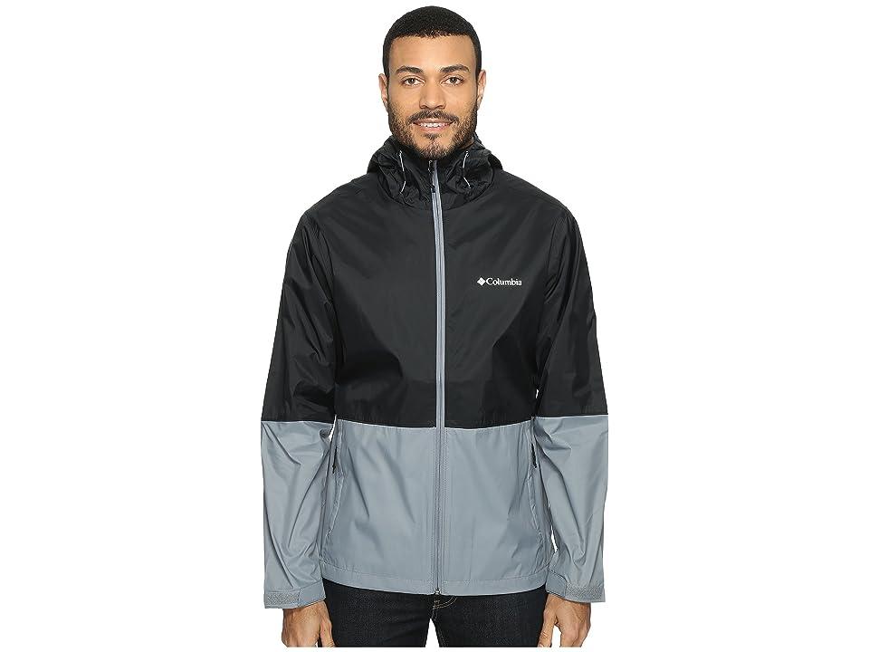 Columbia Roan Mountaintm Jacket (Black/Grey Ash) Men