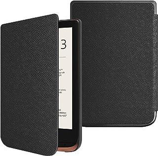 FINTIE Etui Slimshell do Pocketbook Touch HD 3 / Touch Lux 4 / Basic Lux 2 E-Reader - Premium lekkie etui ze skóry PU z fu...