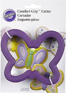 Wilton Comfort-Grip Cookie Cutter - Butterfly