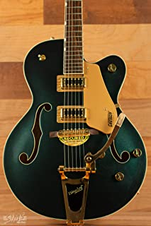 Gretsch G5420TG Limited Edition Electromatic Hollow Body Single-Cut with Bigsby, Cadillac Green