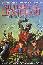 Richard the Lionheart (Graphic Nonfiction Biographies Set 2)