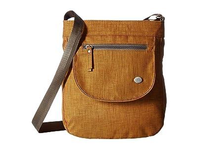 Haiku Jaunt (Goldenrod) Handbags