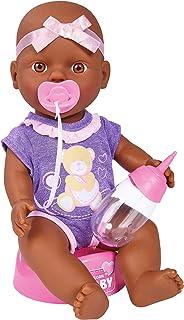 Simba Nyfödd 105030068 babydocka dryck och våtfunktion 4 delar 30 cm