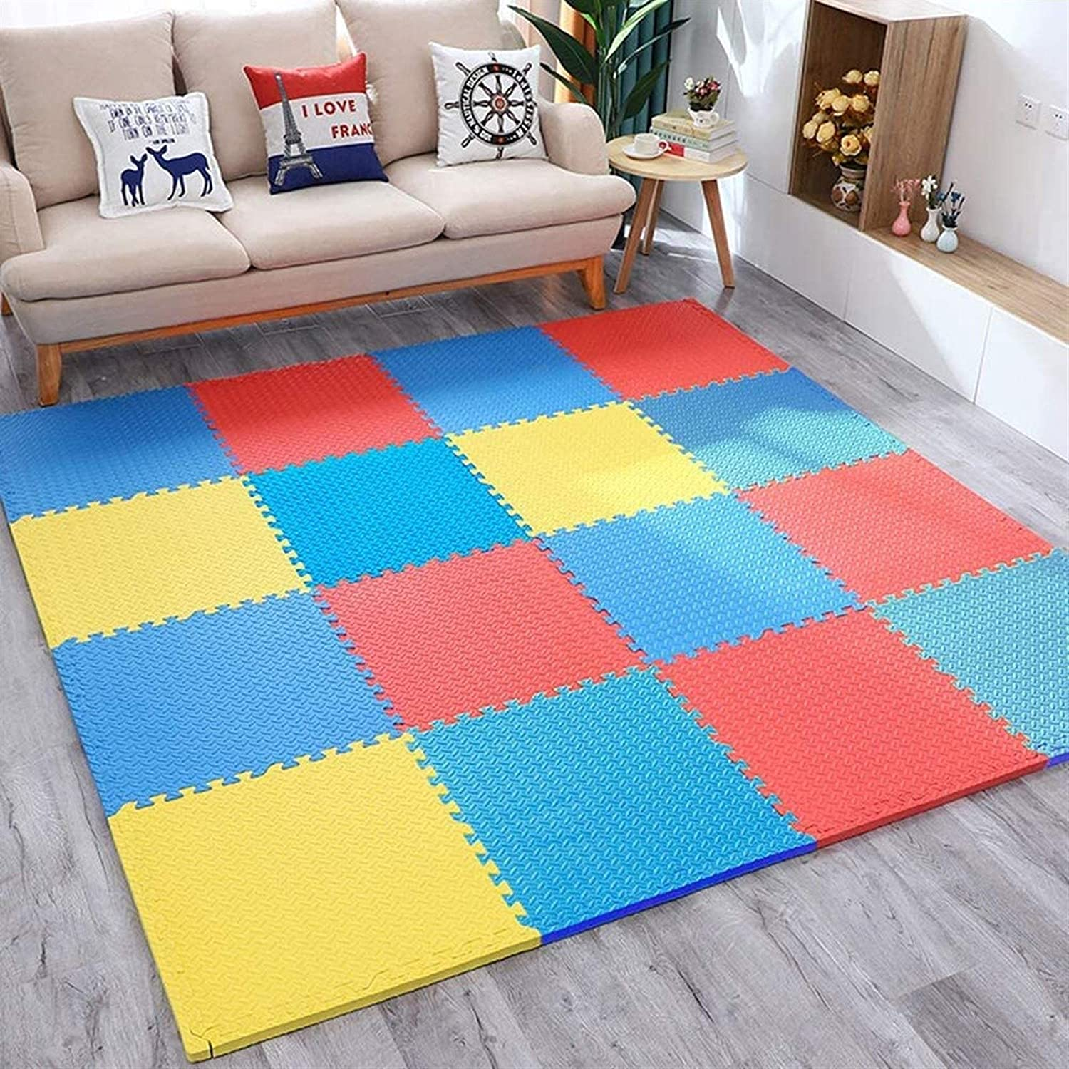 Puzzle Play Elegant Ranking TOP18 Mats Versatile Foam Tough And Durable Offering