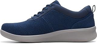 حذاء رياضي عصري للنساء من كلاركس، مقاس 5.5 UK, (ازرق), 5.5 UK