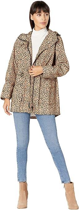 Perfect Rain Jacket in Leopard