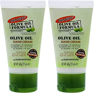 Palmers Olive Oil Hand Cream - Pack of 2-2.1 oz Cream