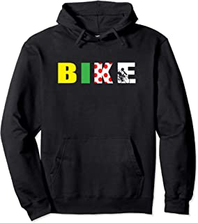 Bike France hoodie sweatshirt for tour lovers