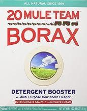 Borax 20 Mule Team Detergent Booster, 65 Oz
