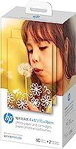 "HP Sprocket Studio 4x6"" Photo Paper & Cartridges (80 Sheets - 2 Cartridges) Compatible with HP Sprocket Studio."