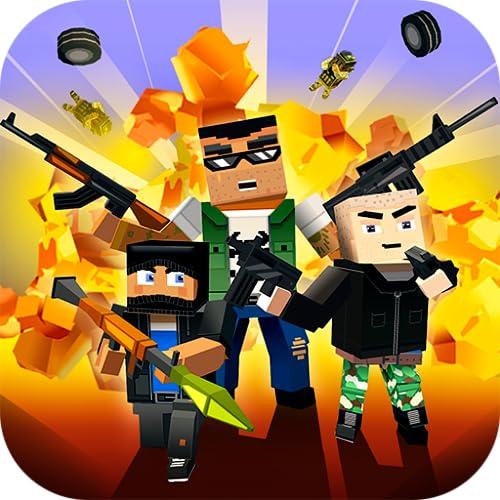 Blocky Battle Simulator