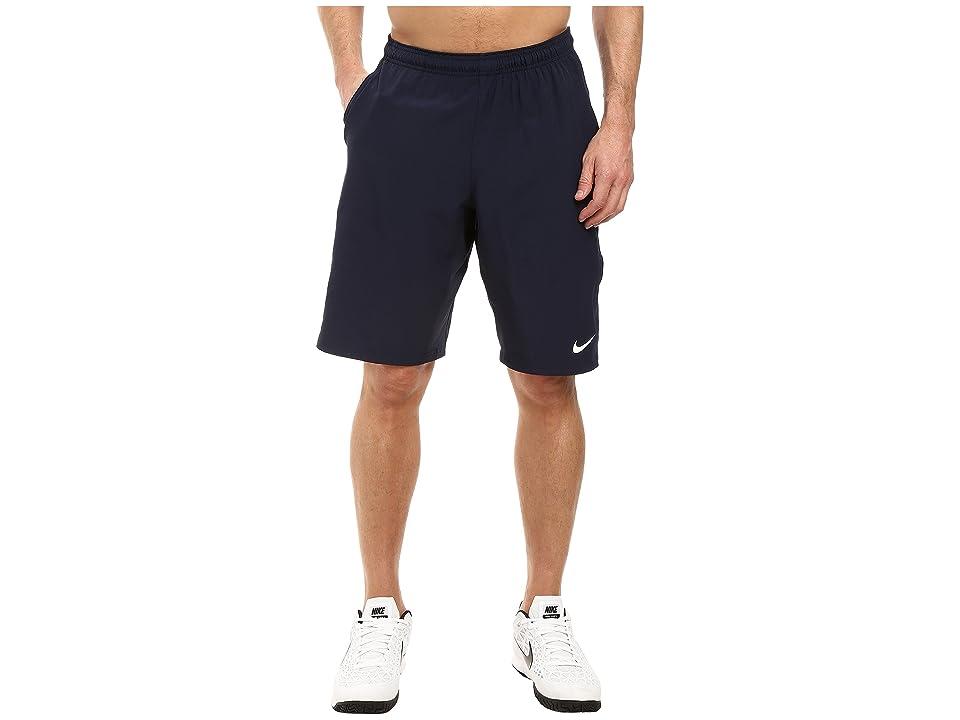 Nike N.E.T. 11 Woven Short (Obsidian/White) Men
