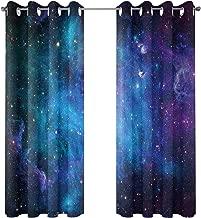 Best purple galaxy curtains Reviews