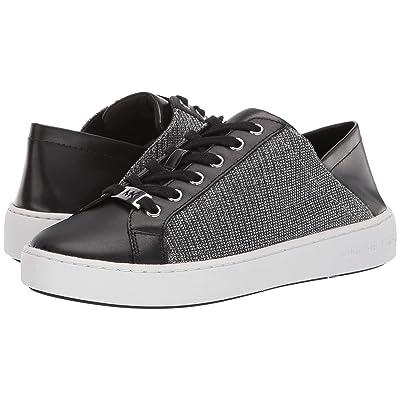 MICHAEL Michael Kors Bailee Sneaker (Black/Silver) Women